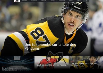 Hockey Communication – Blogue